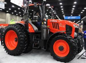 tracteur Kubota M7.171