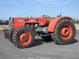 tracteur Kubota M8030