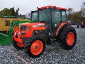 tracteur Kubota M8200