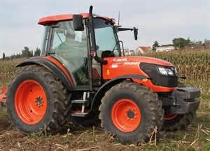 tracteur Kubota M8540
