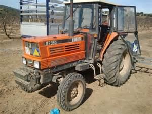 tracteur Kubota M9570