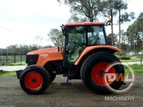 tracteur Kubota M95X