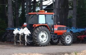 tracteur Kubota MD107