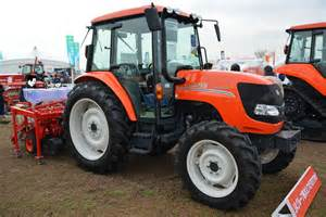 tracteur Kubota MD117