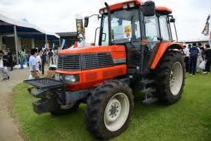 tracteur Kubota MD97