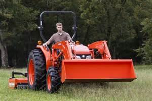 tracteur Kubota MX4800