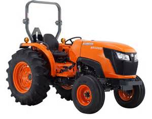 tracteur Kubota MX5200