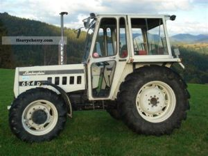 tracteur Lamborghini 654