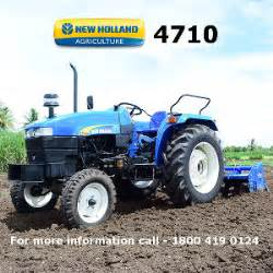 tracteur New Holland 4010