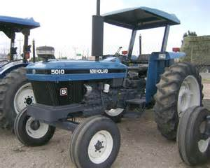 tracteur New Holland 5010