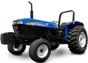 tracteur New Holland 5610S