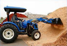 tracteur New Holland BOOMER 2030