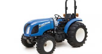 tracteur New Holland BOOMER 33