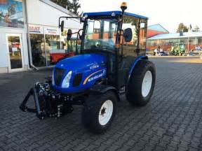 tracteur New Holland BOOMER 41