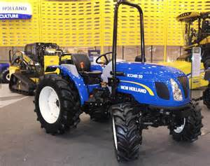 tracteur New Holland BOOMER 45