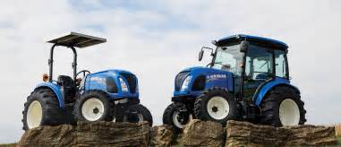 tracteur New Holland BOOMER 55