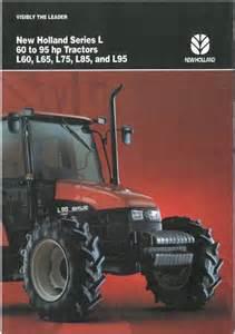 tracteur New Holland L75