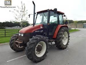 tracteur New Holland L95