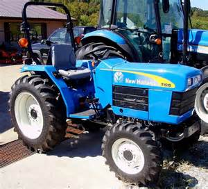 tracteur New Holland T1510