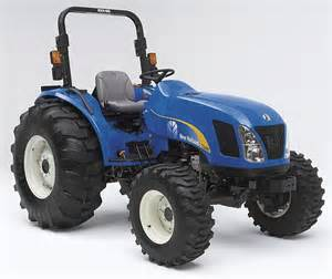 tracteur New Holland T2410