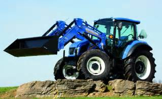 tracteur New Holland T4.115