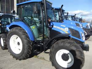 tracteur New Holland T4.55