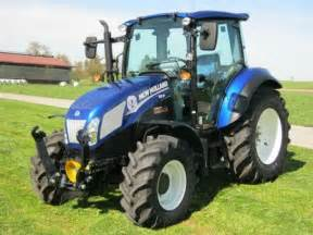 tracteur New Holland T4.85