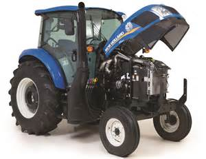 tracteur New Holland T4.90