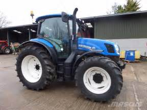 tracteur New Holland T6.120