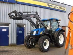 tracteur New Holland T6040 ELITE