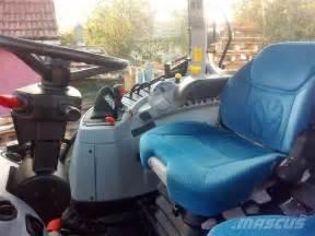 tracteur New Holland T6050 PLUS