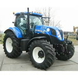 tracteur New Holland T7.170