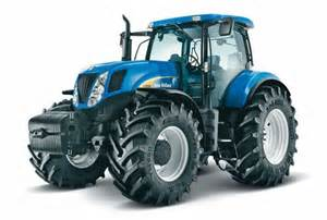 tracteur New Holland T7060