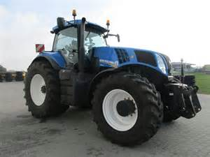 tracteur New Holland T8.360