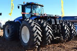 tracteur New Holland T9.670
