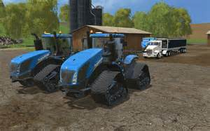 tracteur New Holland T9.700