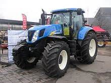 tracteur New Holland T9030
