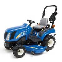 tracteur New Holland TC24DA