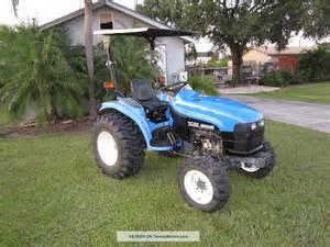 tracteur New Holland TC33