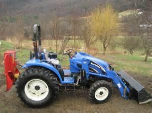 tracteur New Holland TC40