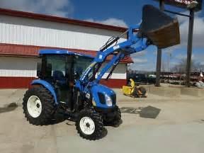 tracteur New Holland TC45A