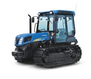 tracteur New Holland TK4030V