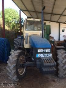 tracteur New Holland TL80