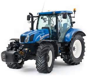 tracteur New Holland TL85E