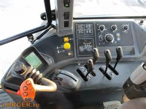 tracteur New Holland TM190