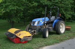 tracteur New Holland TN60A