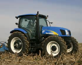 tracteur New Holland TN70