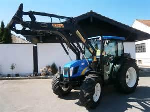 tracteur New Holland TN70A