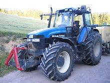 tracteur New Holland TN85
