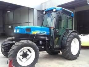 tracteur New Holland TN95A